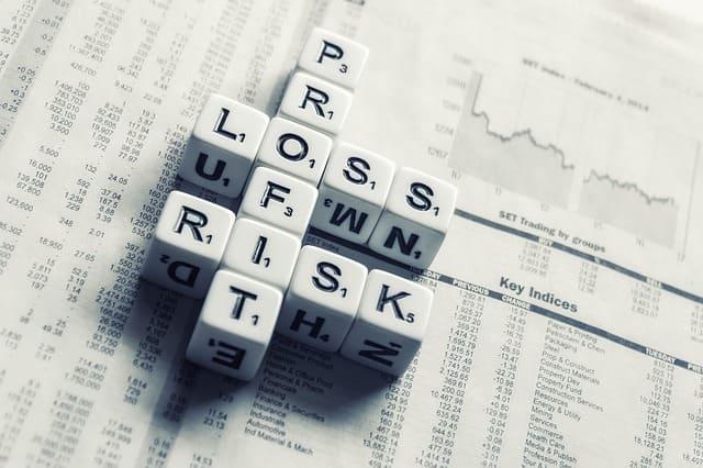 Карта рисков биржи