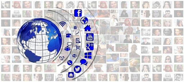 развитие социальных сетей